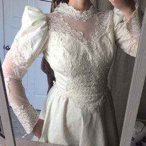 Vintage Wedding Dress | Bridal Originals 12/14